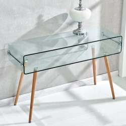 OFFICE-CONSOLE FROM GLASS...
